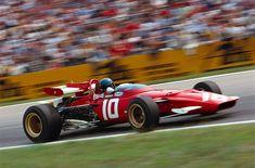 1970 Ferrari 312B (Jacky Ickx)