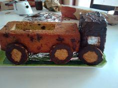 Ça se mange (en principe) !: Gâteau camion tout facile