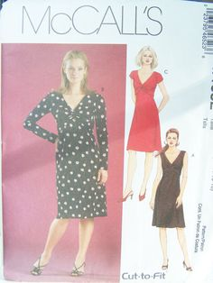 McCall's M4652 Sewing Pattern   Women's Aline by WitsEndDesign