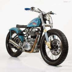 Royal Enfield Bullet Classic 2009 by Sideburn Magazine