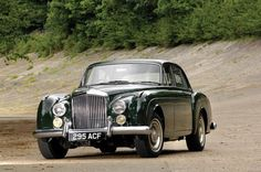 Bentley S2 Continental 1960 #Bentley