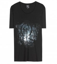McQ by Alexander McQueen Printed Jersey T-shirt on shopstyle.co.uk