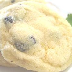 Blueberry Drop Cookies Allrecipes.com