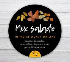 Diseño de etiquetas + ilustraciones para Mix Salado de la @buonavitadelinatural .  #delinatural #deli #comersano #comidasaludable #saludable #logodesign #logos #logo #diseñadorgrafico #diseñografico #diseño #design #designtools #branding #brandingboutique