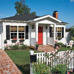 Photo: Mark Lohman | thisoldhouse.com | from How to Make Home Upgrades That Pay....several ideas