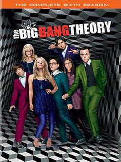 The Big Bang Theory: The Complete Sixth Season (DVD) ($32.44)