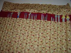 Tutorial - Knitting Needle Holder