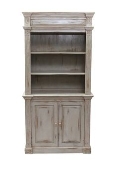 Augestine Hutch Oyster Gray