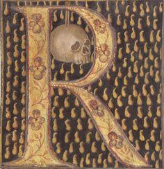 Abbeville, Bibliothèque municipale, 021, detail of p.238. Cistercian gradual, use of the Abbey of Mont-Notre-Dame (1694)