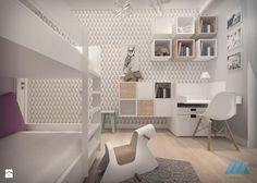 Pokój dziecka styl Skandynawski - zdjęcie od MKdesigner - Pokój dziecka - Styl Skandynawski - MKdesigner