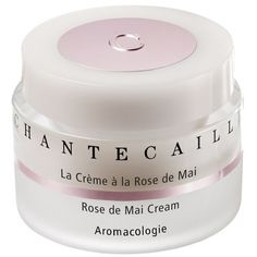 Chantecaille Rose De Mai Cream/1.7 Oz. ($210) ❤ liked on Polyvore featuring beauty products, skincare, face care, face moisturizers, beauty, moisturizers, red, chantecaille and face moisturizer