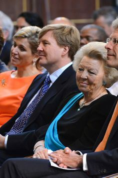 Queen Maxima Photos - King Willem-Alexander at the Annual Apples of Orange - Zimbio