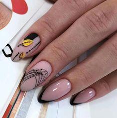 Autumn Nails, Fall Nail Art, Nails Only, My Nails, Bling Nails, Subtle Nail Art, Cute Nail Polish, Red Nail Designs, Fire Nails