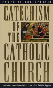 THE CATECHISM OF THE CATHOLIC CHURCH. $9.99