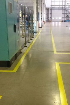 warehouse safety lines - Google Search