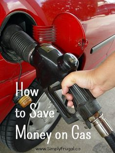If you've been feeling the pinch at the gas pump, you'll want to read these tips on how to save money on gas!