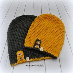 Slouchy Hat, Beanie, Crochet Kids Hats, Baby Hats, Knitting, Instagram, Design, Tulip, Cape