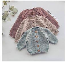 Baby Cardigan Knitting Pattern Free, Baby Sweater Patterns, Knitted Baby Cardigan, Knit Baby Sweaters, Toddler Sweater, Knitted Baby Clothes, Cardigan Pattern, Baby Patterns, Knitted Hats