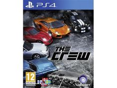 The crew til PC eller PS4