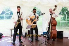 Glencorse House wedding photos - Lauren and Wayne - The Ritz Trio