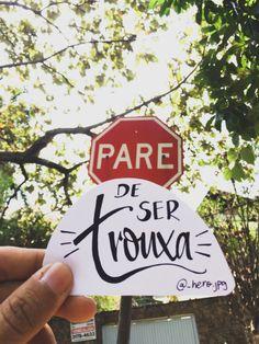 PARE 29 de 50 Gostou? Então confiram os demais no meu Instagram: @_hero.jpg #lettering #bomdia #frases #mensagens #frasesbonitas