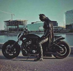 Biker for life Custom Street Bikes, Custom Bikes, Classic Bikes, Classic Cars, Classic Motorcycle, Outlaw Women, Night Rod Special, Custom Cycles, Hot Rides