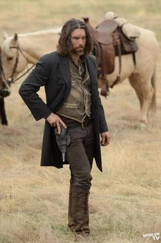 """Anson Mount. Perhaps """"Hell On Wheels"""" is next on my list ;)"""
