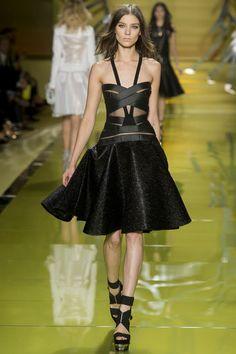 Versace S/S 14