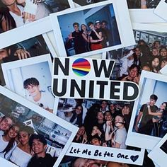 Spotify – Now United Nu Wallpaper, Wallpaper Iphone Disney, Tumblr Wallpaper, Wallpaper Backgrounds, Wallpaper Quotes, Love Now, That's Love, Tumblr Bff, Nour