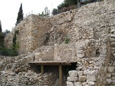 Five Recent Biblical Archaeological Discoveries King David's Palace ...