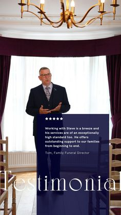 Every family feedback stored and cherished. Loving my work as a funeral celebrant, and here's why... Funeral Directors, Terry Pratchett, Leap Of Faith, New Experience, Reading, Celebrities, People, Celebs, Undertaker