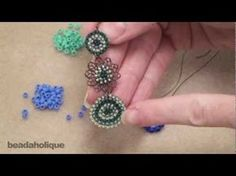 How to Do Circular Brick Stitch Bead Weaving