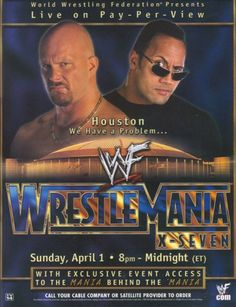WrestleMania X-Seven now on @wweclassics on demand this month
