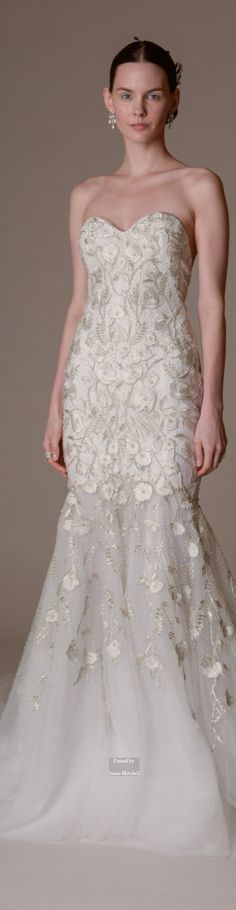 Marchesa Bridal Spring 2016