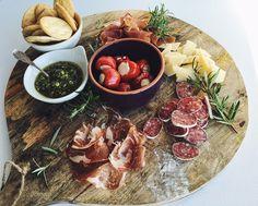 Aperitivo - Zo maak je een Italiaanse borrelplank