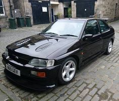 Rare & worth a mint My Dream Car, Dream Cars, Ford Rs, Ford Sierra, Fine Women, British Car, Mini Coopers, Ford Escort, Nice Cars