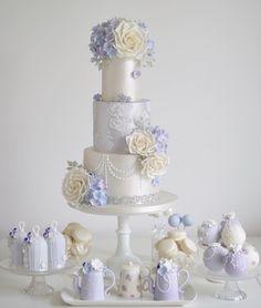 Indescribable Your Wedding Cakes Ideas. Exhilarating Your Wedding Cakes Ideas. Uk Wedding Cakes, Wedding Cake Fresh Flowers, Floral Wedding Cakes, Wedding Cakes With Cupcakes, Elegant Wedding Cakes, Beautiful Wedding Cakes, Wedding Cake Designs, Beautiful Cakes, Cupcake Wedding