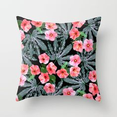 Buy Modern Jungle #1 Throw Pillow by cafelab. Worldwide shipping available at Society6.com. Just one of millions of high quality products available.