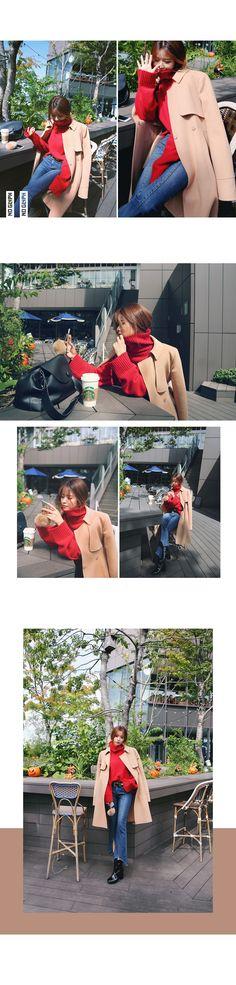 따스하게폴라니트_D3KN 여자니트 와이드소매 니트폴라 폴라탑 44 55 66 여리여리 루즈핏 숏기장 예쁜 데일리 데일리룩 따뜻한 편안한 예쁜 다바걸 다바걸니트 소프트 롱소매 | DABAGIRL, Your Style Maker | Korean clothes, bags&shoes, accessories, cosmetics