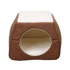 Foldable Three - Use Cat Nest Nest Pet Washable -- Check out the image by visiting the link. #CatBedsandBlankets