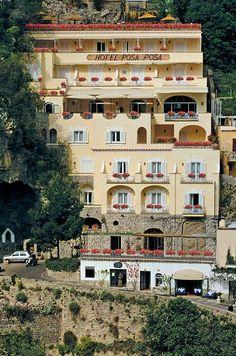 Hotel Posa Posa - Positano, Italy