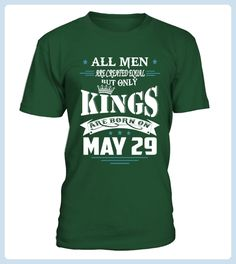 Kings are born on May 29 (*Partner Link)