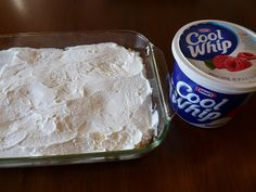 """There are so many delicious and fun things you can make with cool whip like """"ice-cream"""" sandwiches and flavored """"ice-cream."""""""