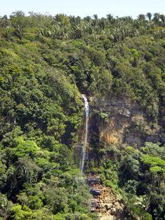 Cafundó Falls - Ubajara National Park - Ceará