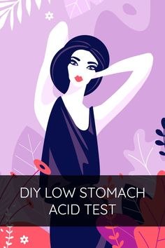 Want to find out if you have low stomach acid? Here's how to find out at home! Test Guide, Low Stomach Acid, Eczema Psoriasis, Health Facts, Natural Wonders, Natural Remedies, How To Find Out, Medicine, Health Fitness