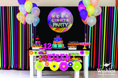 """""""Neon Lights Party"""" 