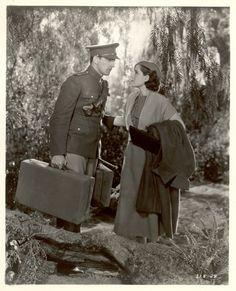 Fredric March, Norma Shearer, Smilin' Through, 1932