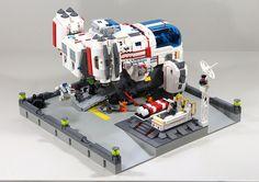 Precinct 78 Landing Pad #flickr #LEGO #space