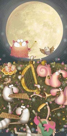 Anna Laura Cantone Artist Management, Sculpture Painting, Commercial Art, Cata, Children's Book Illustration, Creative Director, Food Art, Childrens Books, Illustrators