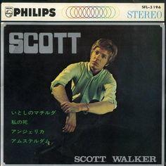 Scott Walker 1960's